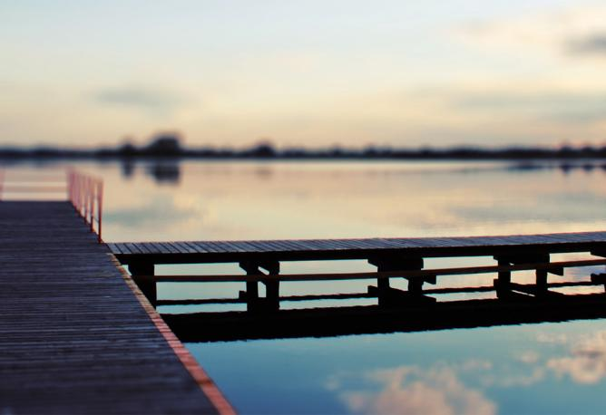Accessible dock takes us where we want